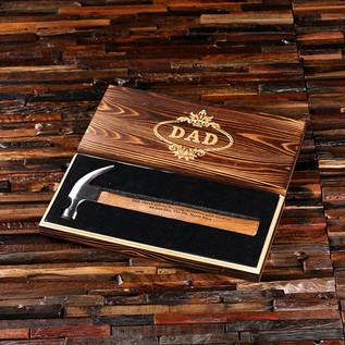 personalised hammer eco gift