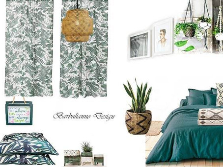 Bedroom Decor - Joanna's Mood Board