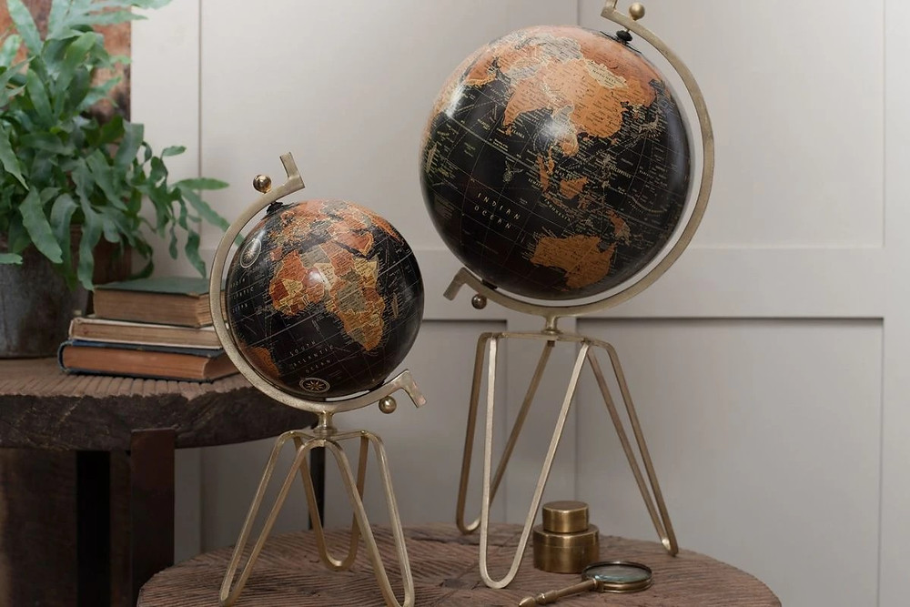 Sustainable Christmas gift - Decorative Globe