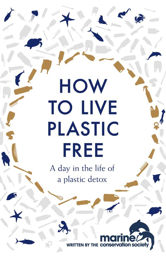 How to live plastic-free book - eco friendly gift