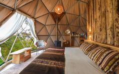 sustainable accommodation Chile