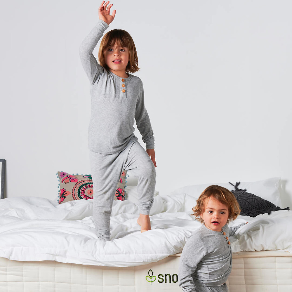 Best Eco Mattress, non toxic, made for natural sleeping.