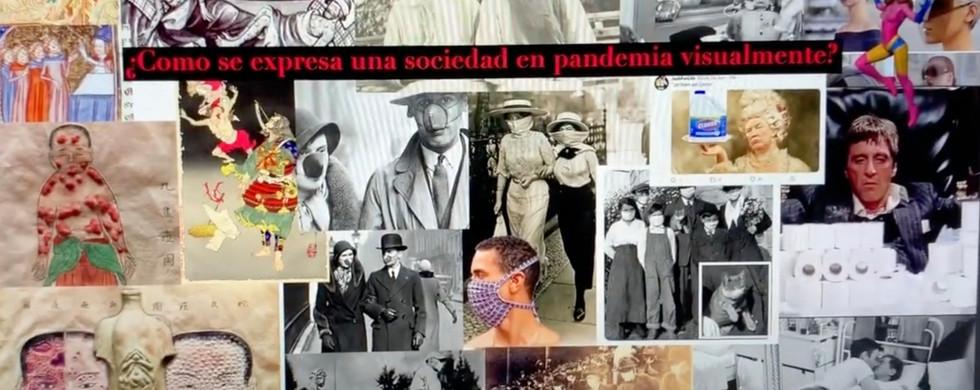 PENSAMIENTO VISUAL | Atlas pandemia