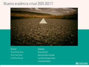 Presentación Crónicas Visuales Vol. 2