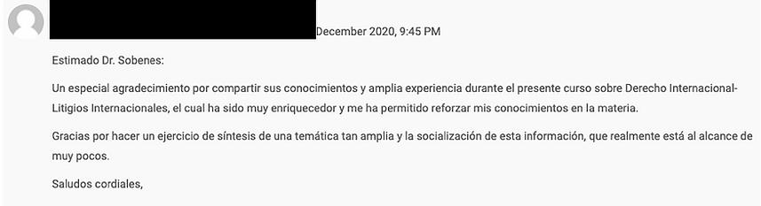 Review/Comentarios