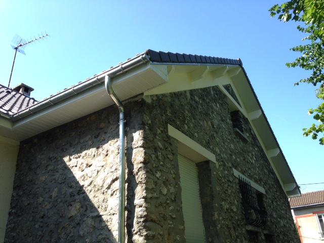 Réhaussement de toiture