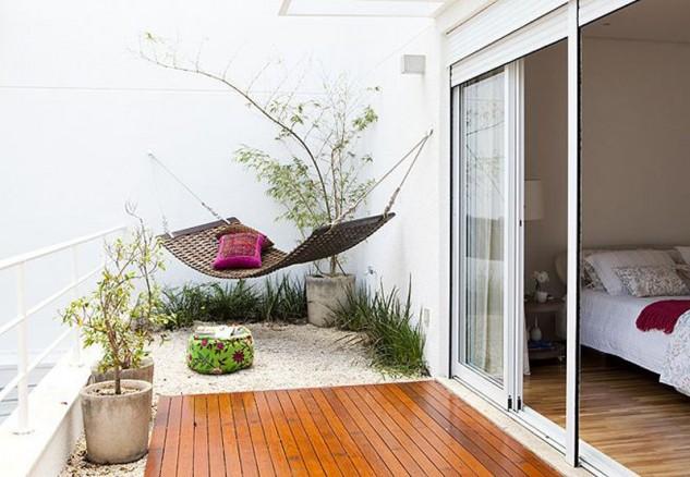 Amanger son balcon