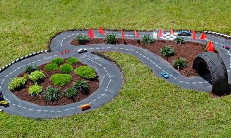 circuit jardin