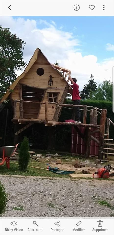 constuire une cabane de jardin