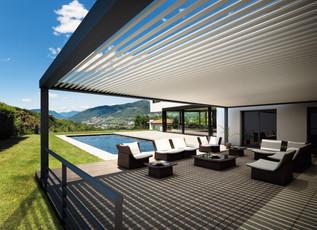 Pergola ou veranda