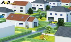 Projet de Lotissement Rouen