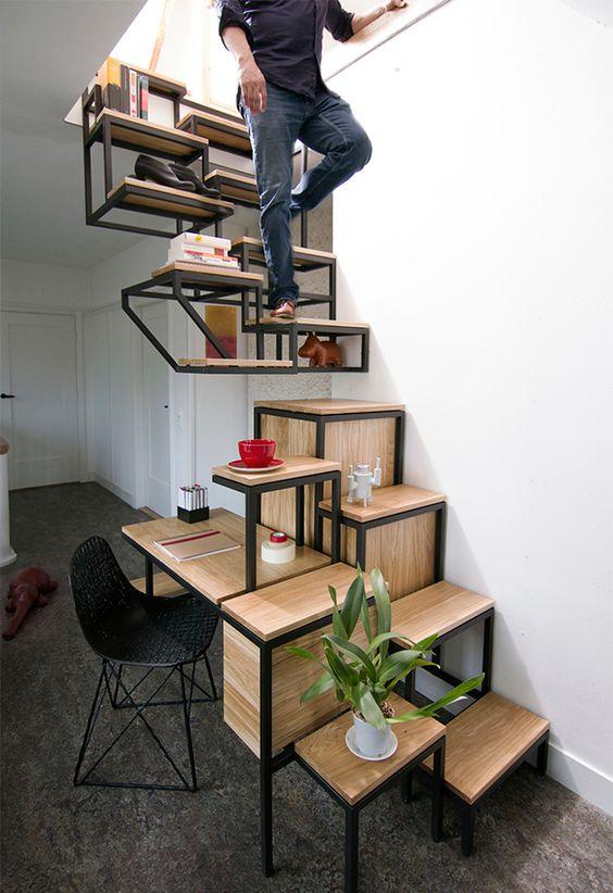 escalier orginal