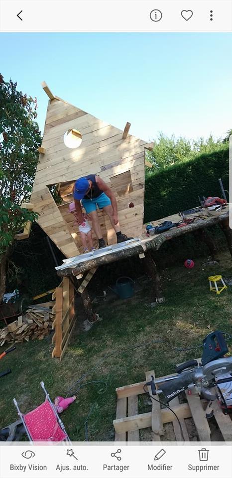 construire une cabane de jardin