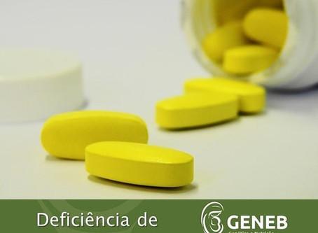 Deficiência de biotinidase