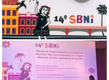 Congresso da Sociedade Brasileira de Neurologia infantil