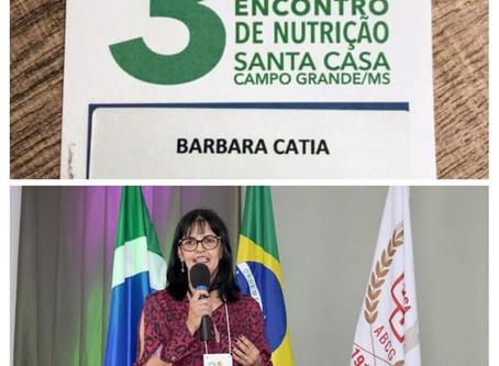 3° Encontro de Nutrição da Santa Casa em Campo Grande - MS