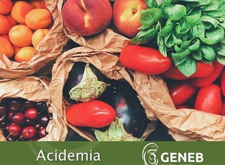 Acidemia Metilmalônica (AMM