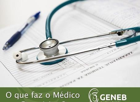 O que faz o médico geneticista?