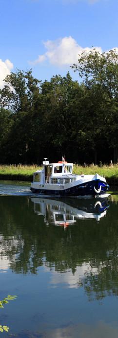 Canal du Centre historique