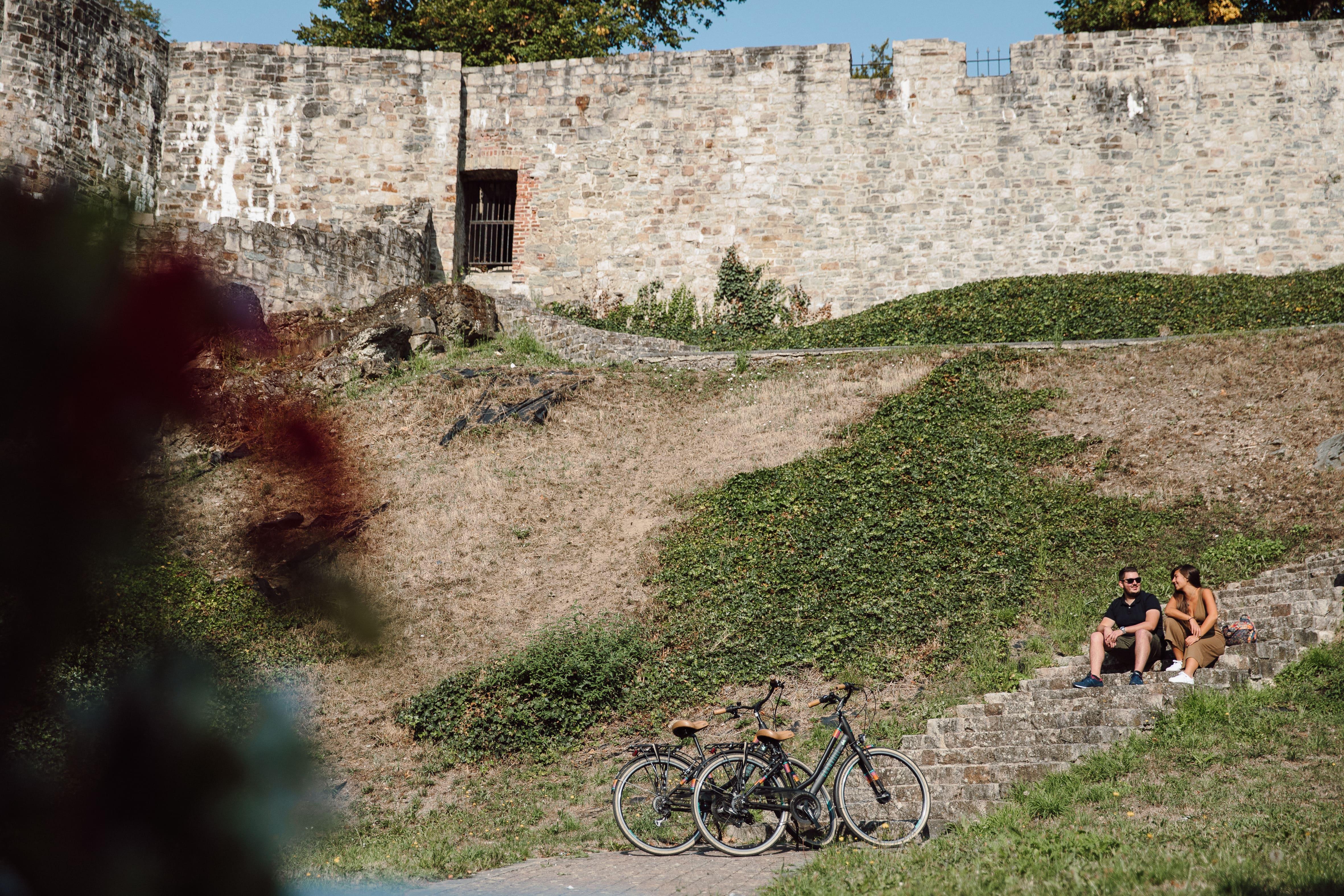 Remparts de Binche