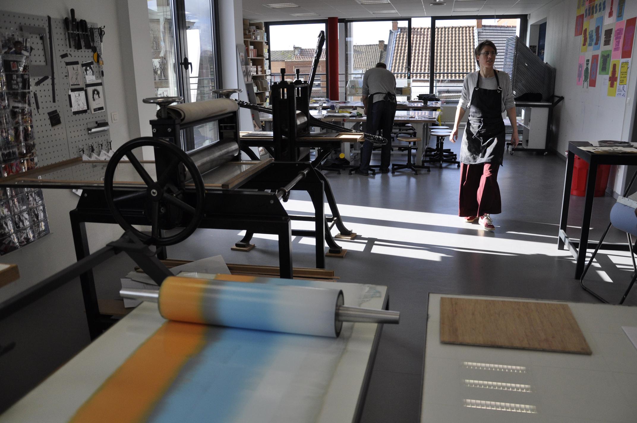 Centre de la gravure