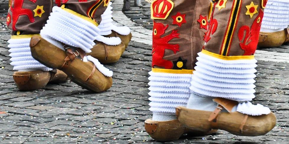 """Carnaval """" Laetare"""" La Louvière"""