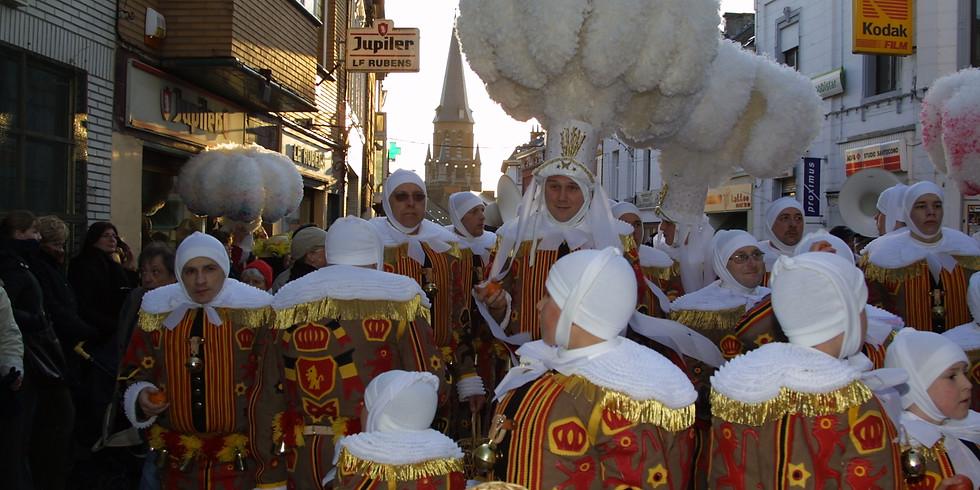 """Carnaval de Morlanwelz """"Le Feureu"""""""