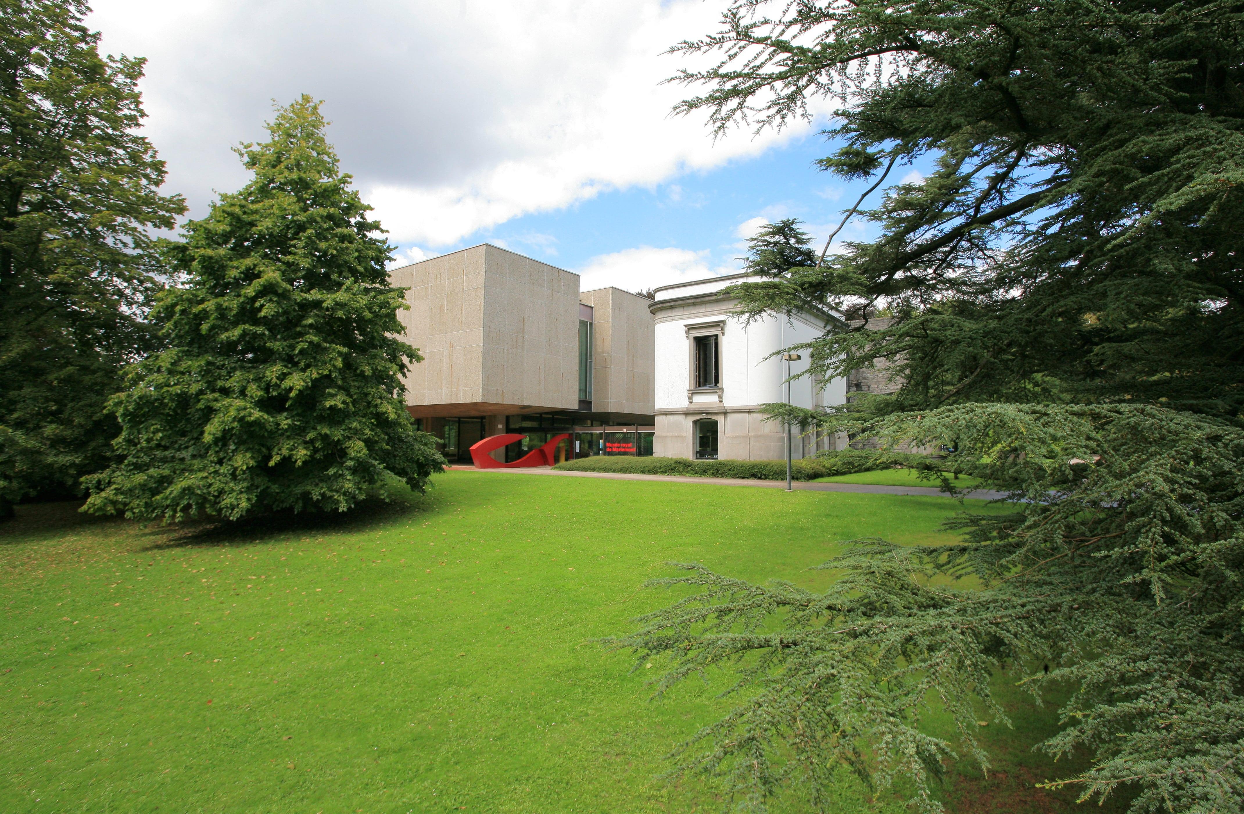 MRM - Entrée Musée (c) MRM