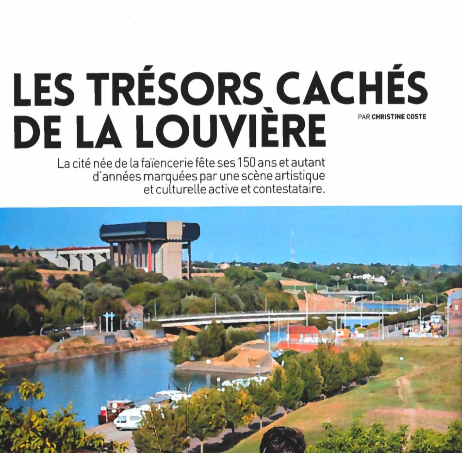 Les trésors cachés de La Louvière