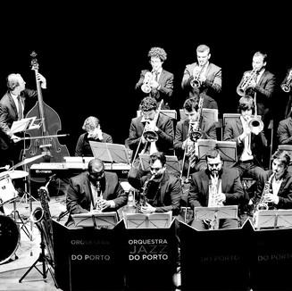 Orquestra Jazz do Porto . 26 novembro