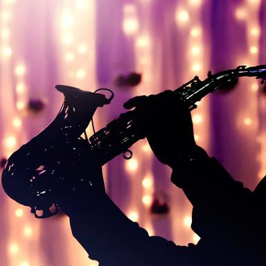 Saxofone e as Estrelas