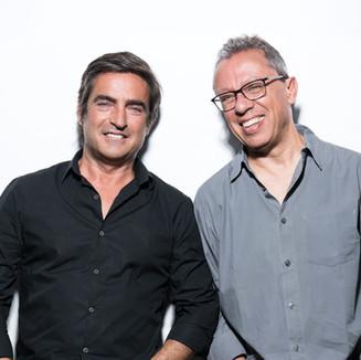 Camané e Mário Laginha . 25 setembro