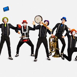 Circus Time . 18 novembro