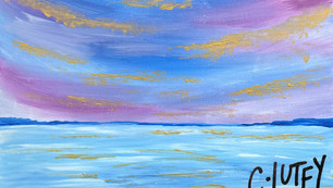 Purple Cloud by C. Lutfy
