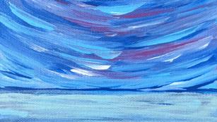 Purple Sky by C.Lutfy