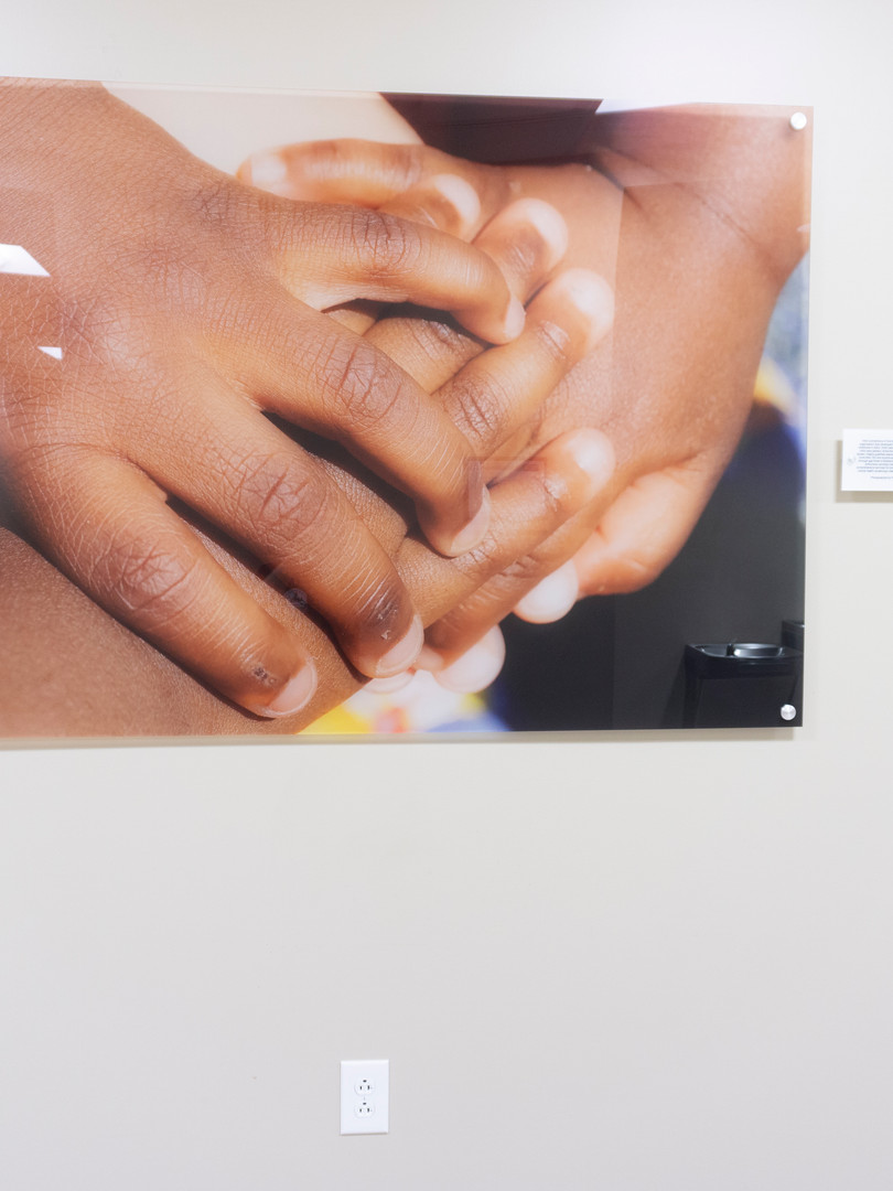 Vital Connections of the Midlands (VCM) is a non-profit organization that developed from United Way's work in early childhood in 2002. Art image is printed with UV cured ink on clear acrylic.