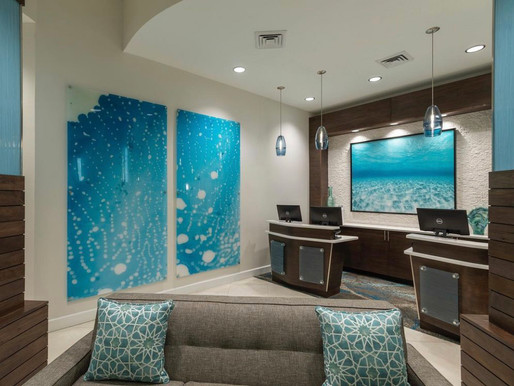Summer Bay Orlando Clubhouse   Acrylic Art   Our Designers Make Us Look Good