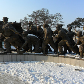 朝鮮戰爭是中國的一個拐點:《五十年後節錄》