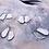 Thumbnail: FOREST EARRINGS . DANDELION