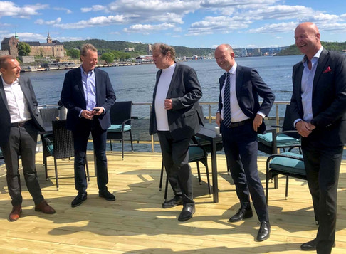 Morrow Batteries to build the first giga battery cell factory in Norway