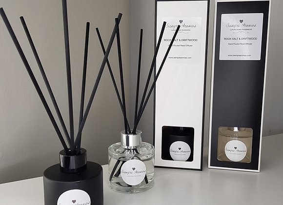 Luxury Hand Poured Reed Diffuser