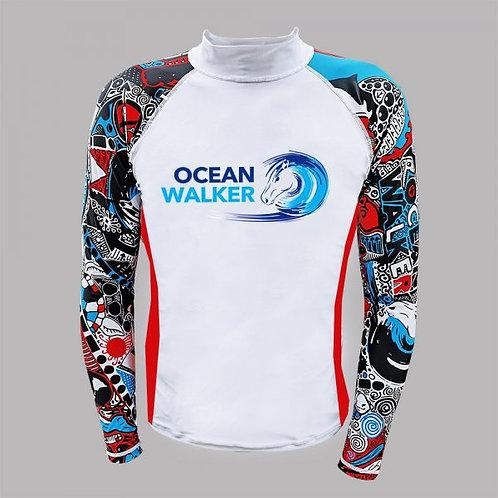 OceanWalker ラッシュガード