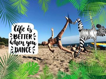 Жизнь прекраснее, когда ты танцуешь, сог