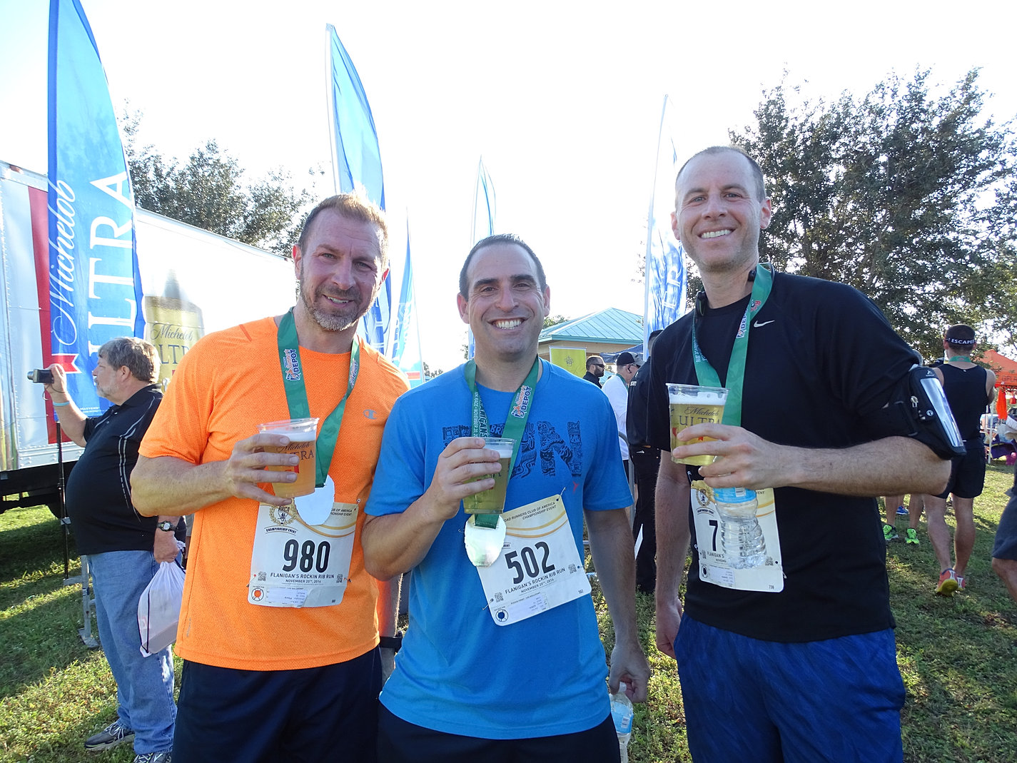 Miami Runs | Davie | Flanigan's Rockin' Rib Run 10K
