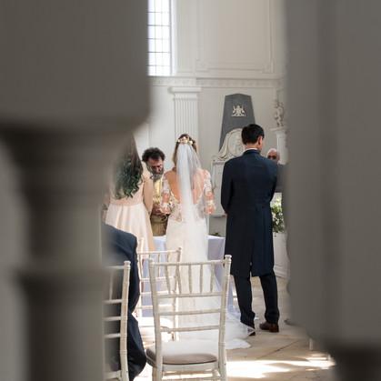 Greek blessing on wedding day