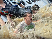 tough mudder splash catching the action in photos