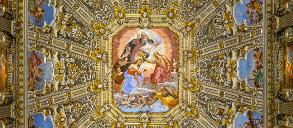DAY 7: Giving a Home to Christ in Our Hearts--St. Mary Major