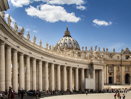 DAY 5: St. Peter's--Living in the Heart of the Church