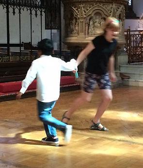 PALS Children Playing in Church.jpg