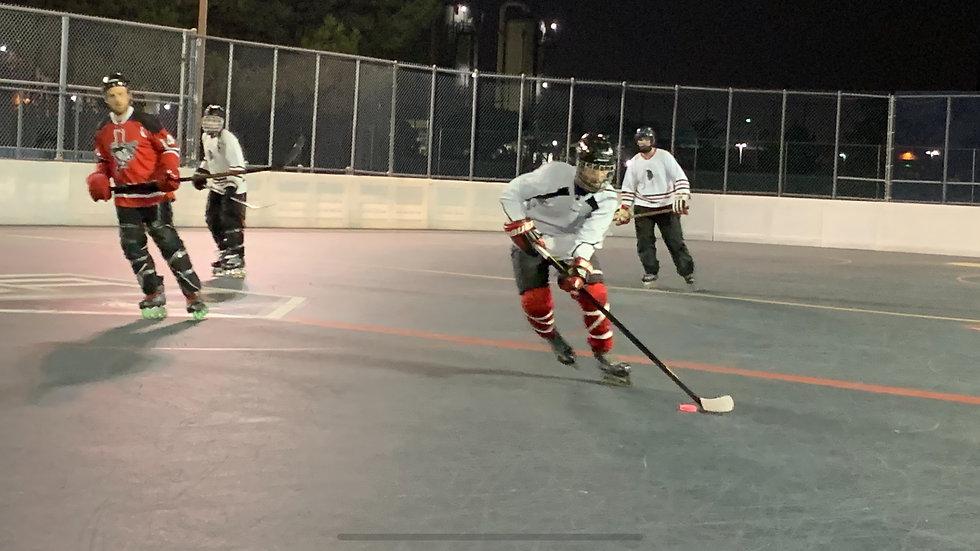 Adult Roller Hockey